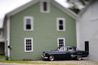 Car & Barns---North Fryeburg, Maine