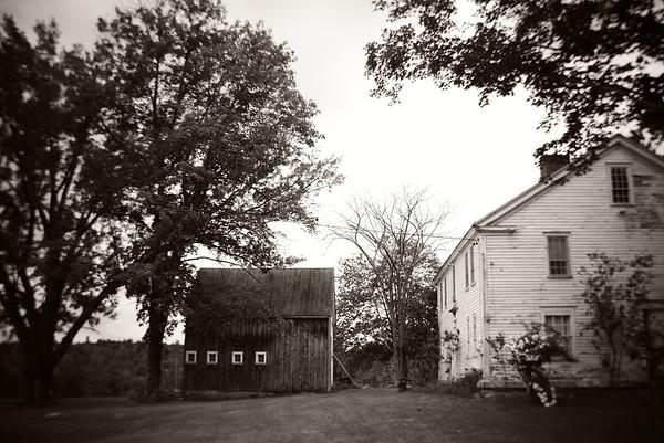 Abandoned Home---Fryeburg, Maine