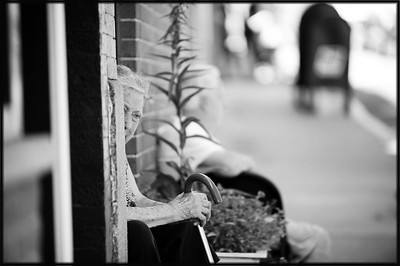 Watching, North End, Boston