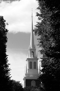 Old North Church, North End, Boston