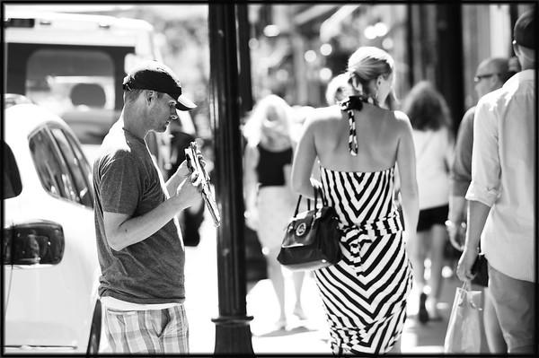 Ignored #1, North End, Boston