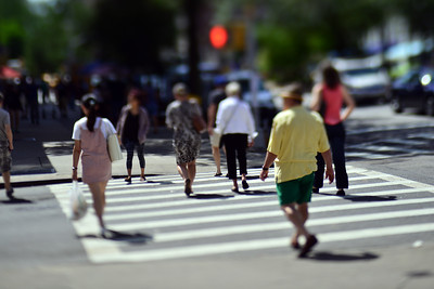 Street Crossing 2