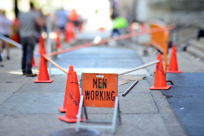 Men Working