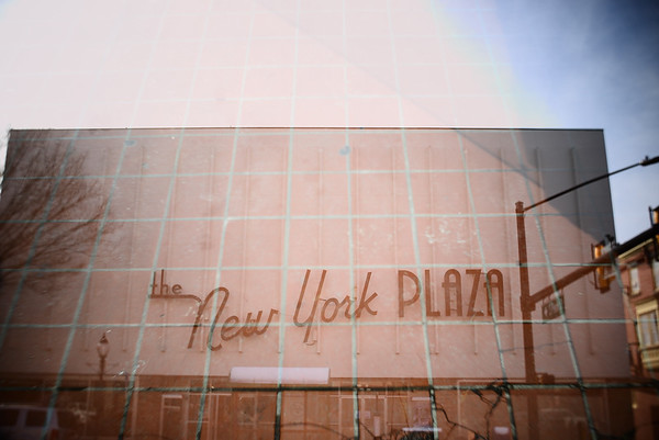 New York Plaza---Pottstown, PA