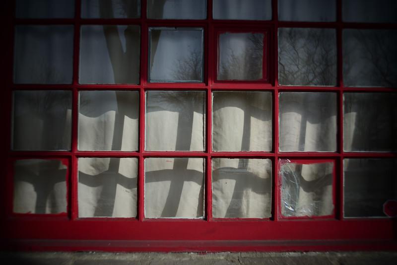 Red Window---Pottstown, PA