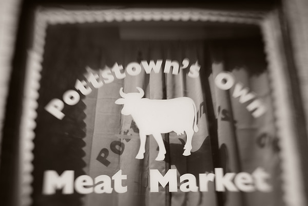 Meat Market---Pottstown, PA