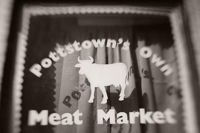 Meat Market---Pottstown, PA