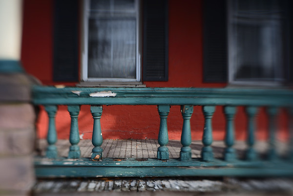 Missing Railing---Pottstown, PA