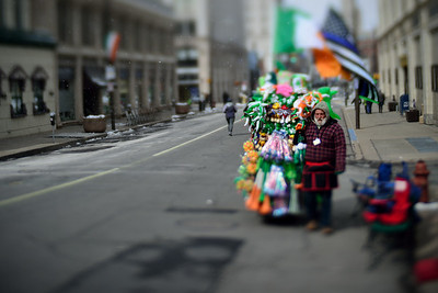 Scenes from St. Patrick's Day Parade, Scranton, PA