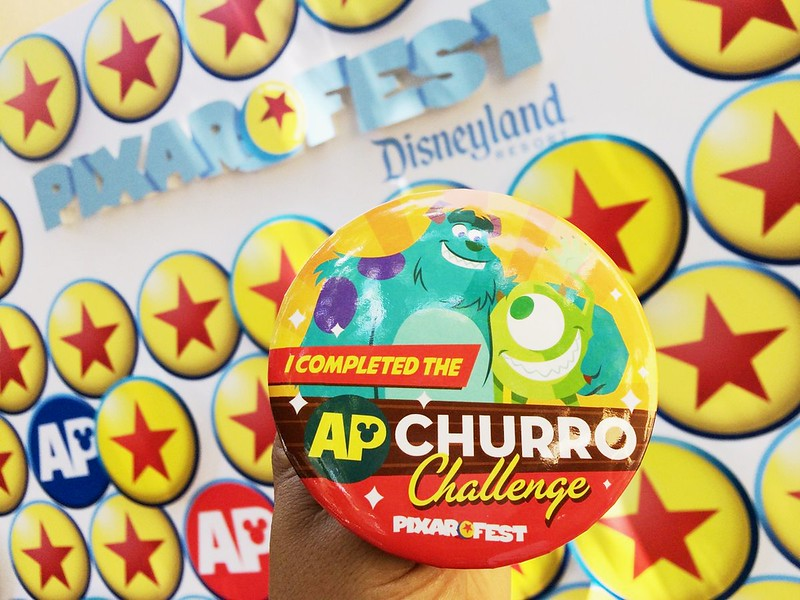 PICTORIAL: Disneyland introduces the AP CHURRO CHALLENGE