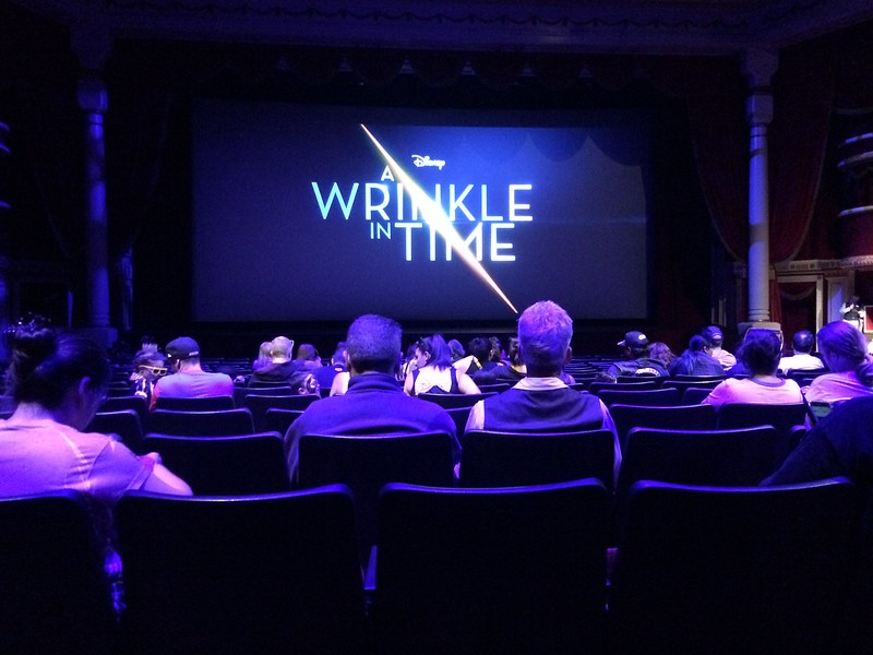 A WRINKLE IN TIME preview debuts at Disney California Adventure with 4D experience, costume display