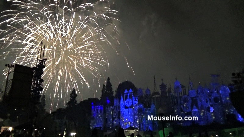 WATCH: 'Remember… Dreams Come True' fireworks show returns with new projections, pyro