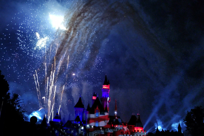 WATCH: Disney's Fourth of July Concert in the Sky is a dazzling fireworks spectacle