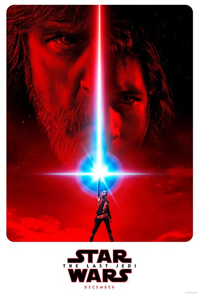 New poster, teaser for Star Wars: #TheLastJedi