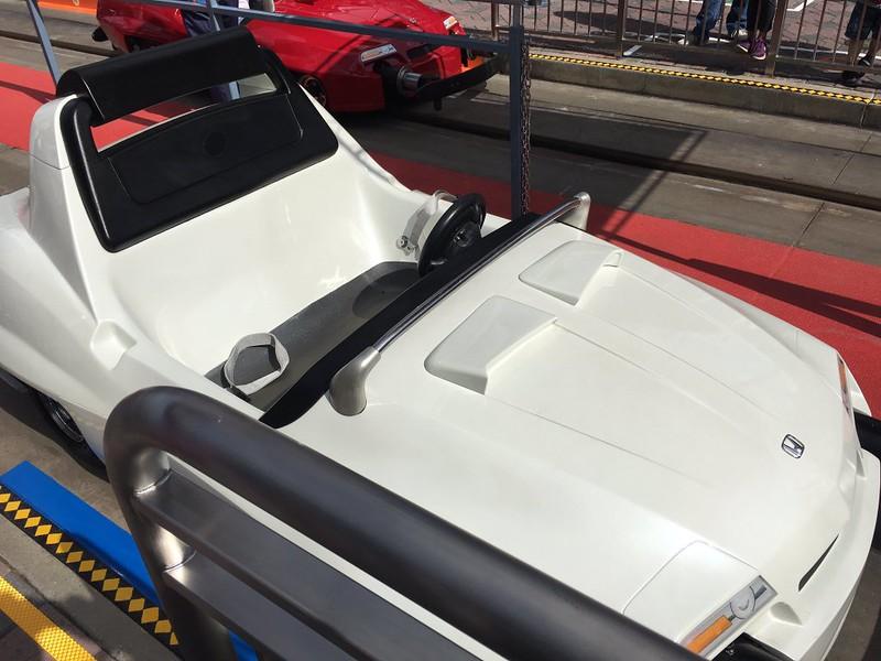 AUTOPIA returns to Disneyland, new paint, minor updates