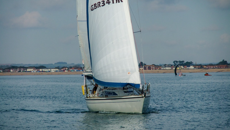SAPHIRE in a CCRC race