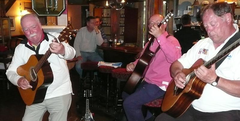 The CCRC Guitar Trio