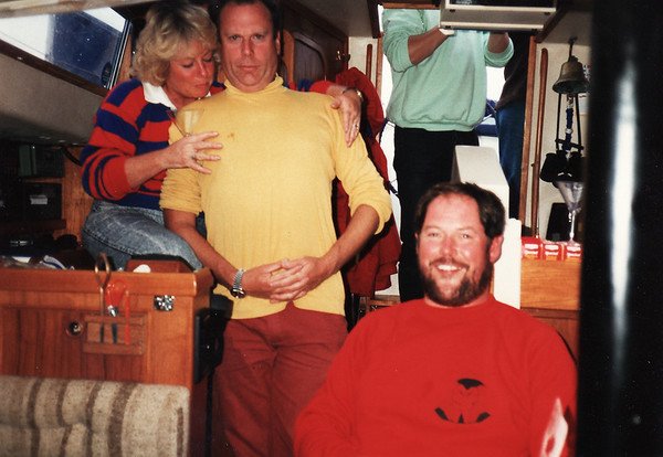 Denise, Bill and Brian