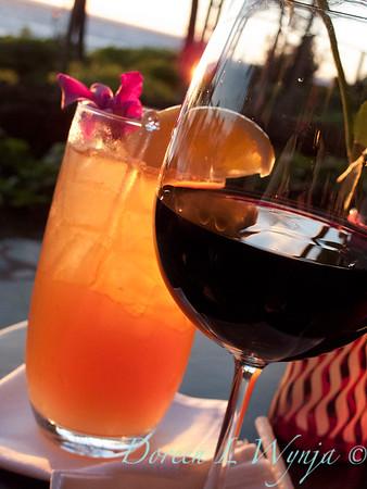 MIa Tai - glass of red wine - cocktail hour_0515