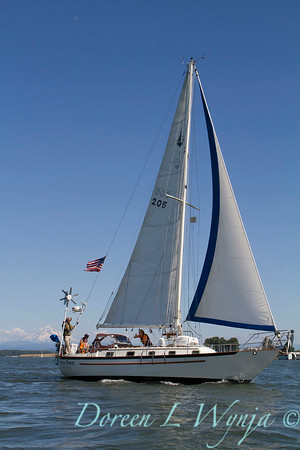 Anna Marie sailing the Columbia_6249