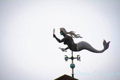 Mermaid weathervane_025