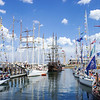 Tall Ships at Rest