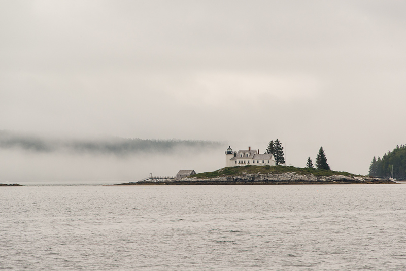Pumpkin Island Lighthouse