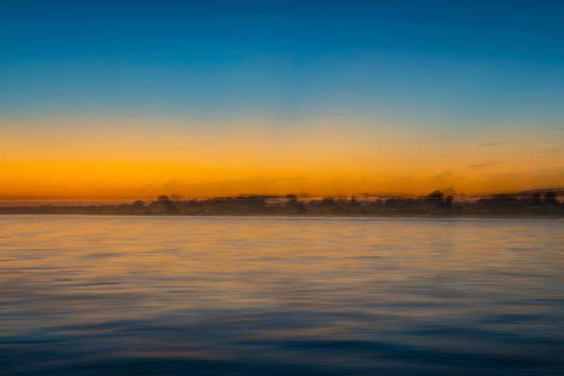 Last Light over Long Neck Point