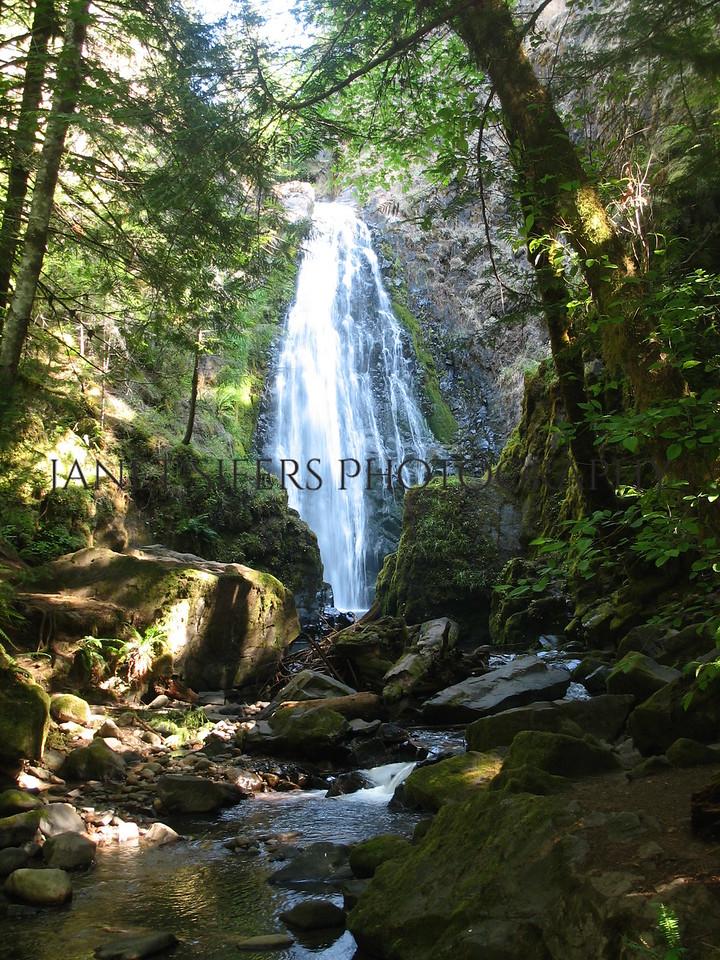 Susan Creek Falls, Oregon