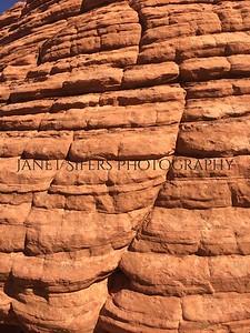 Beehive rock