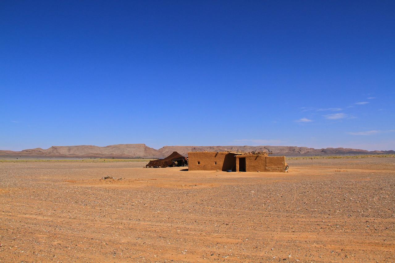 Hombres del desierto