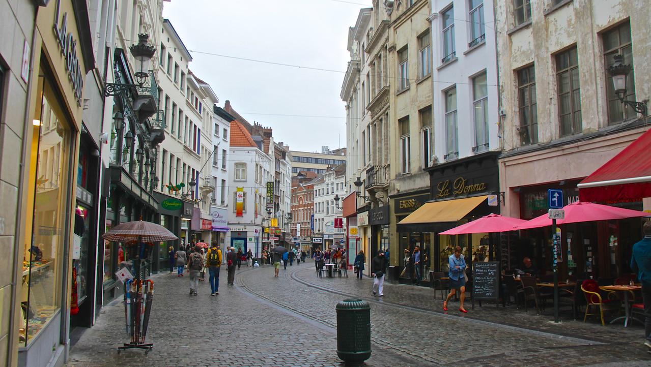Calle / Bruselas