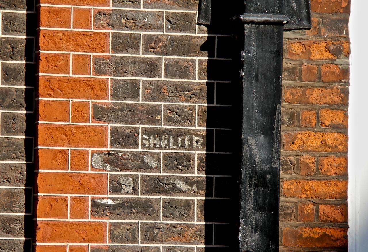 Refugio de la guerra / Londres
