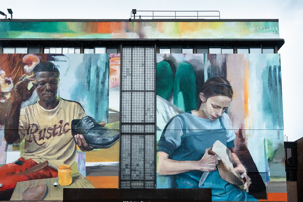 mural, Lynn, MA