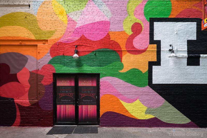 mural by Cey Adams