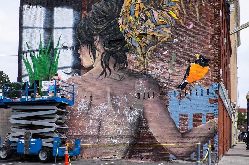 mural by David Zayas