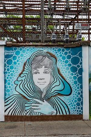 Areta, by local artist