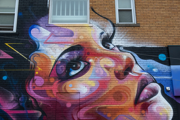 The Queen of the Block, by Mr Cenz
