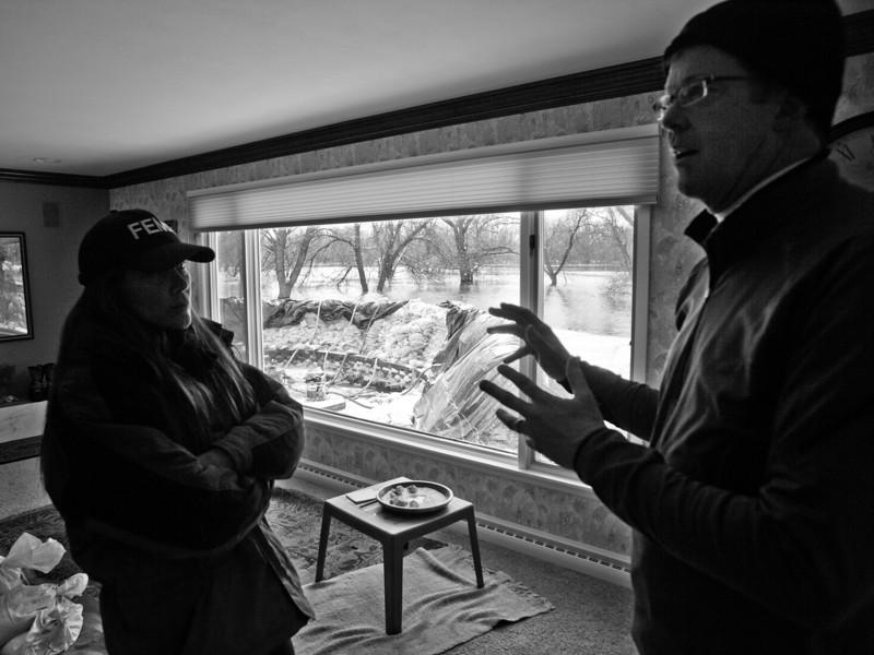 North Dakota Flood 2009  Photographer: Michael D. Rieger/FEMA