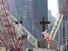 DR-1391-NY<br /> 10-10-2001<br /> <br /> (New York City, NY)  Cross from gods house.