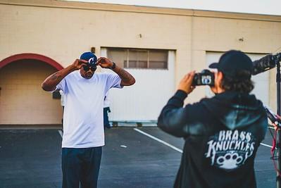 SLINK JOHNSON BTS | LOS ANGELES