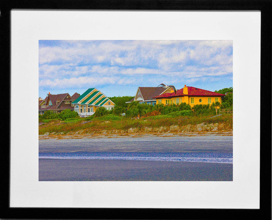 """Summer Retreat,"" Kiawah Island, South Carolina, 2012."