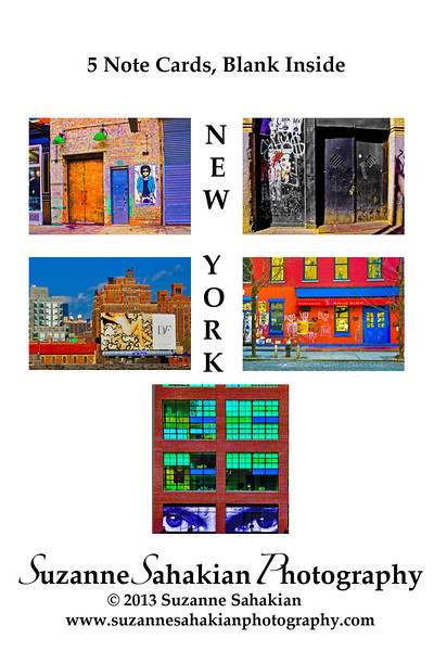 New - New York Note Card Packets for sale at Next Door in Evanston, IL or directly from me!