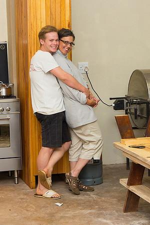Kitchen Party (25 Photographs)