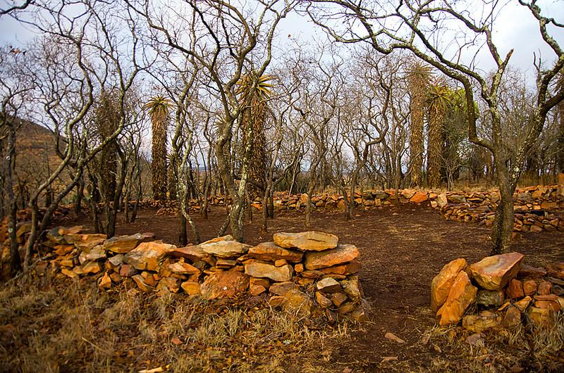 Sunrise Venue, Rocks and Ruins