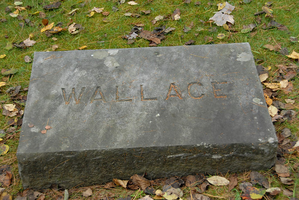 The Wallace Horse Cemetery