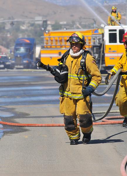 Santee freeway bridge fire_0045