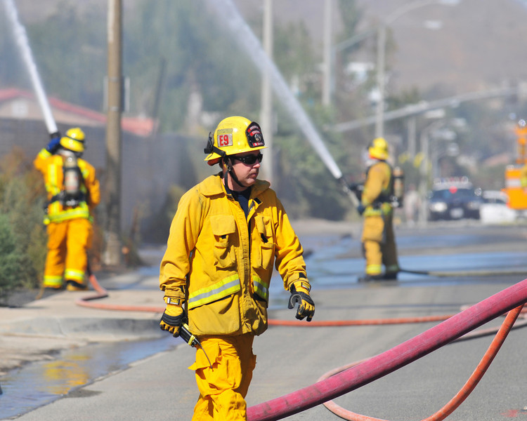 Santee freeway bridge fire_0030