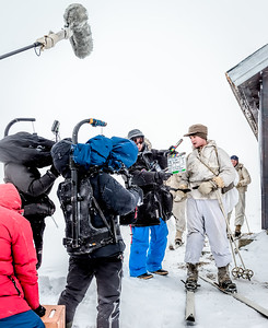 On the Hardangervidda.