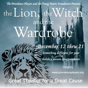 Providence Players: The Lion, the Witch and the Wardrobe 2014